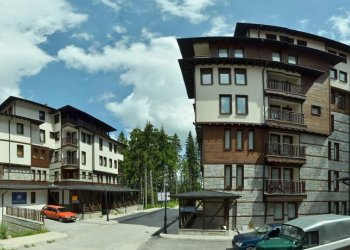 Pamporovo Green Life Family Apartments